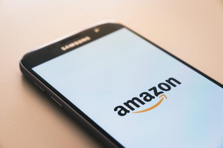 Amazonのスマホ登録画像