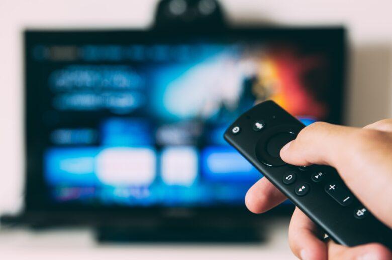 テレビでVODを見る